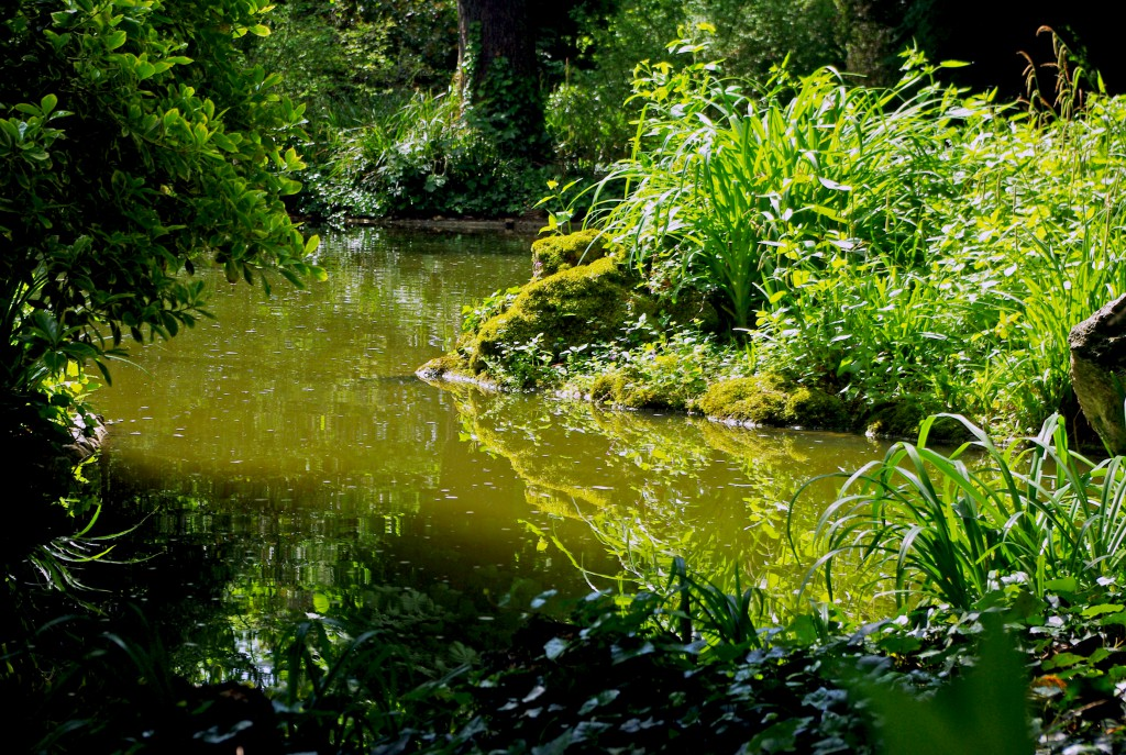 The Routin in the Parc de Boulogne © French Moments