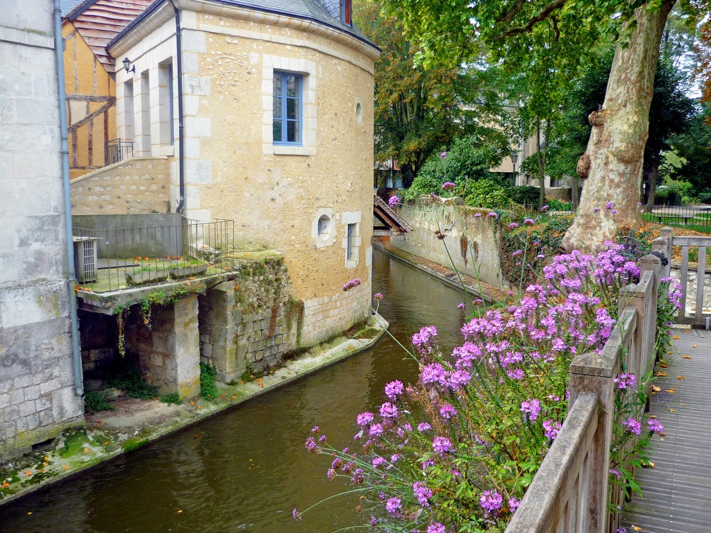 Vendome Banks of the Loir 2 © French Moments