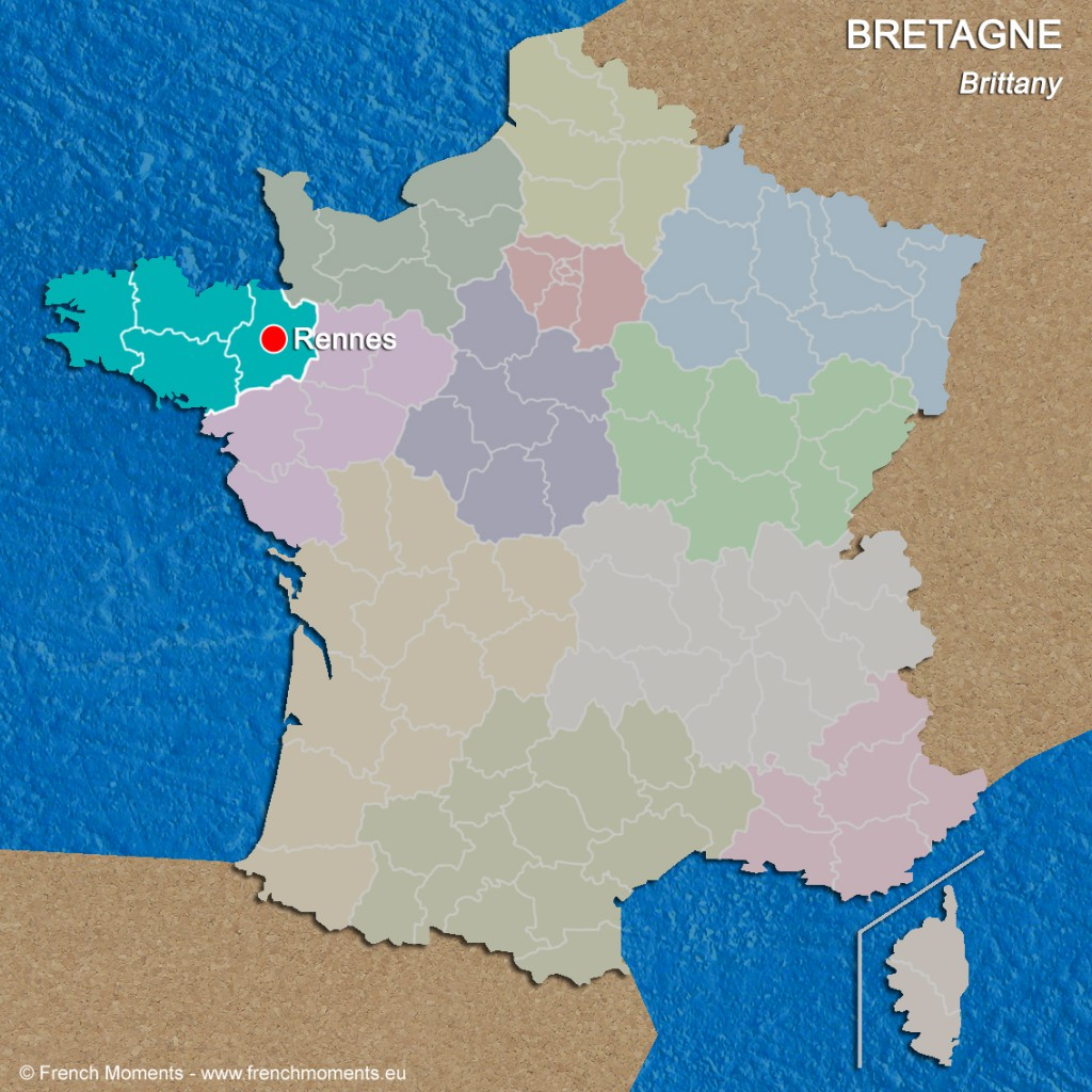 Regions of France Bretagne June 2016 copyright French Moments