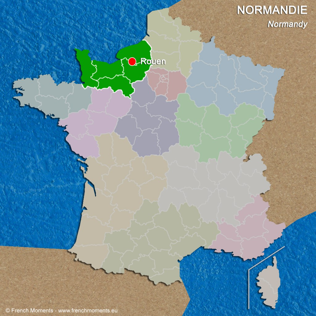 Regions of France Normandie June 2016 copyright French Moments