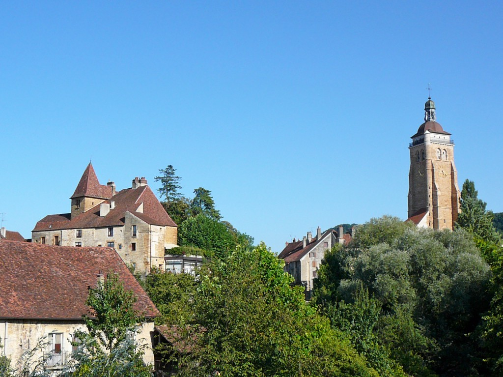 Arbois © I, Damouns - licence [CC BY 2.0] from Wikimedia Commons