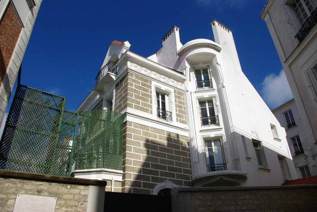 Dalida House in Rue d'Orchampt Montmartre © French Moments