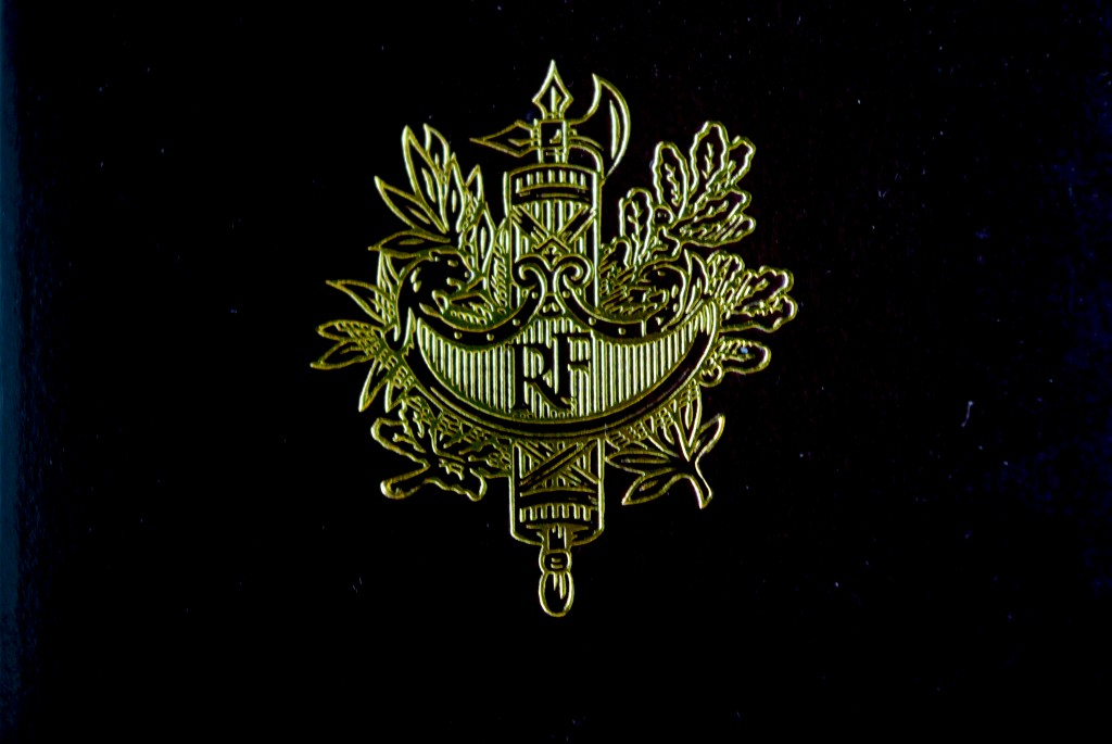 coat of arms of the french republic french moments
