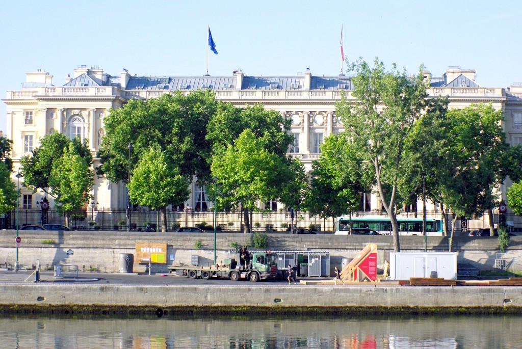 Ministere des Affaires Etrangeres Paris © French Moments