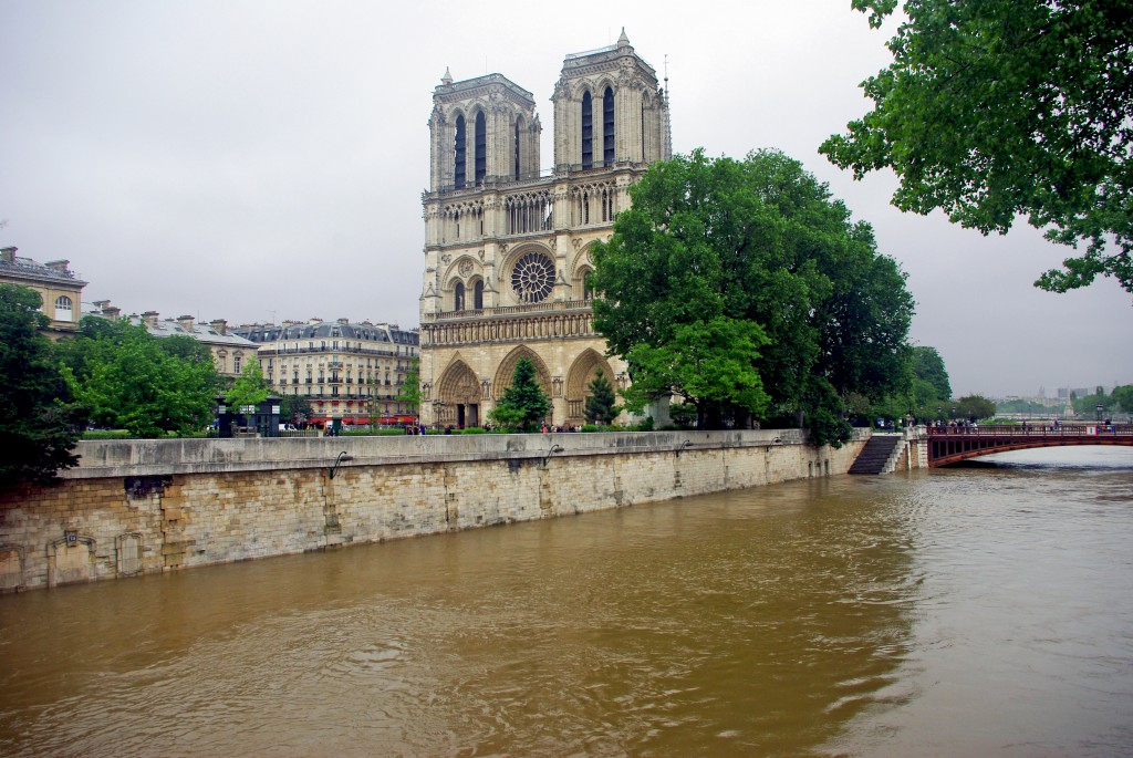 Paris Floods June 2016 17 copyright French Moments
