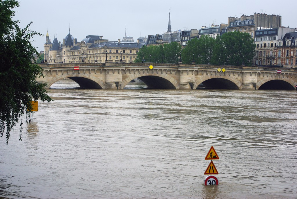 Paris Floods June 2016 23 copyright French Moments