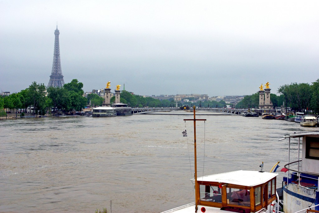 Paris Floods June 2016 31 copyright French Moments