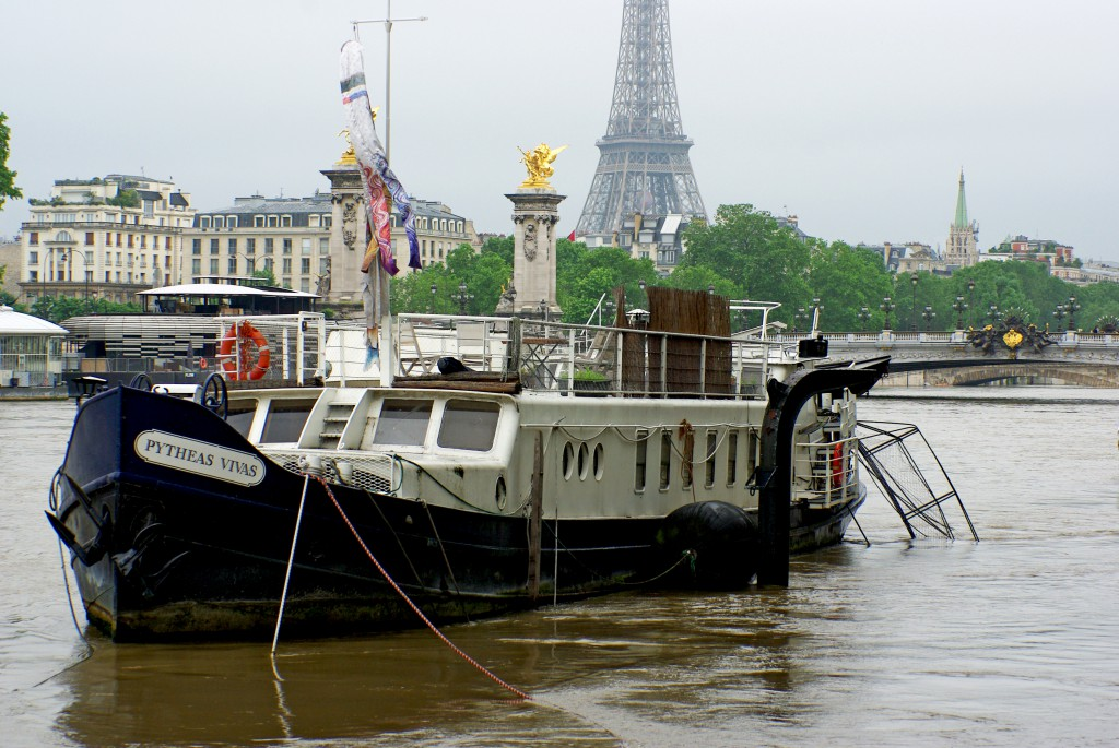 Paris Floods June 2016 34 copyright French Moments