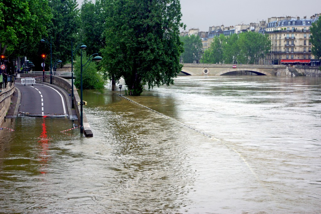 Paris Floods June 2016 7 copyright French Moments