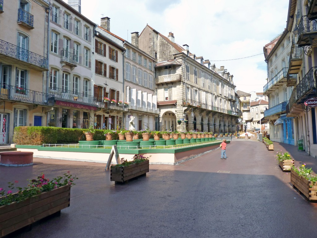 Plombières-les-Bains © Bertrand Grondin - licence [CC BY-SA 3.0] from Wikimedia Commons