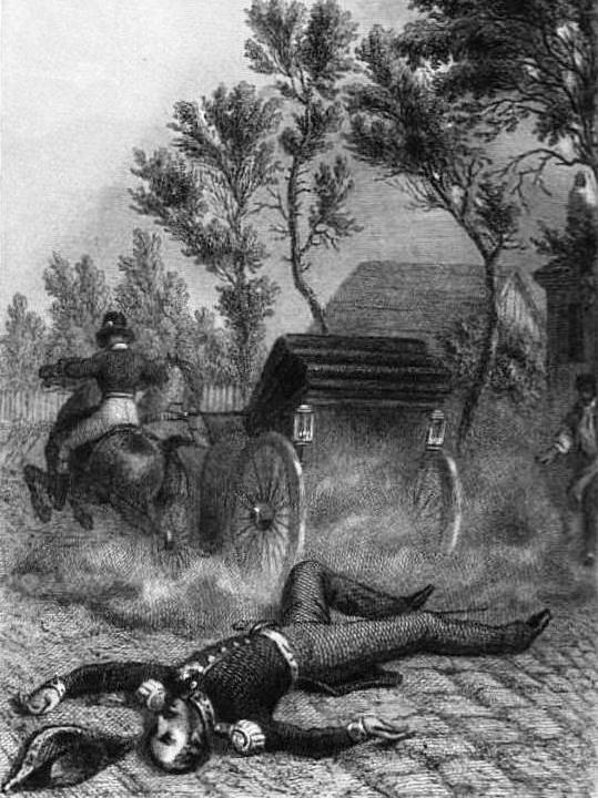 The tragic death of Prince Ferdinand Philippe