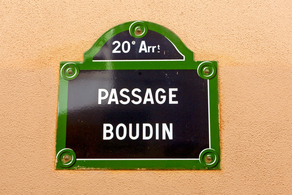 Street Name Plaques of Paris © French Moments
