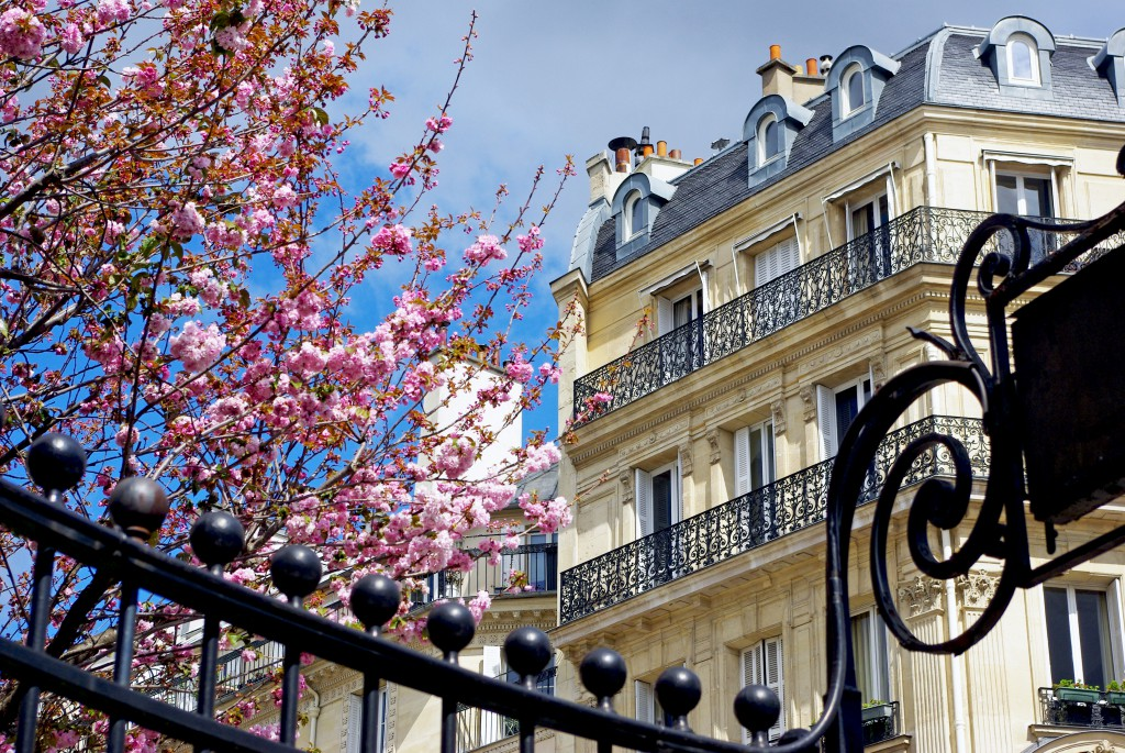 Springtime in Paris © French Moments