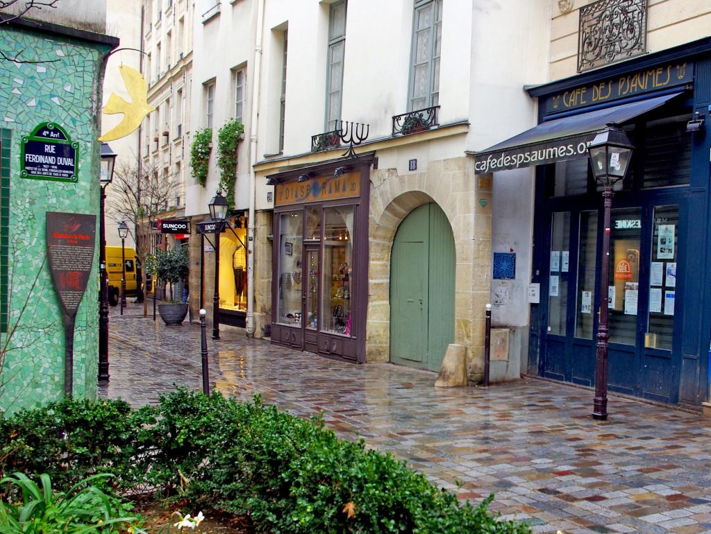 Rue des Rosiers, Paris © French Moments