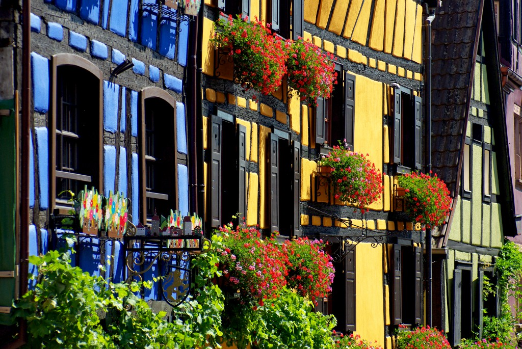 Riquewihr in Summer © French Moments
