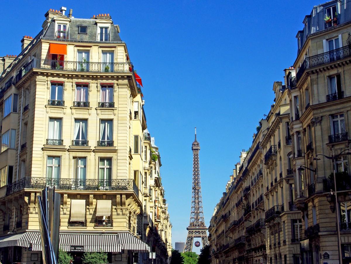 Place de Mexico Paris