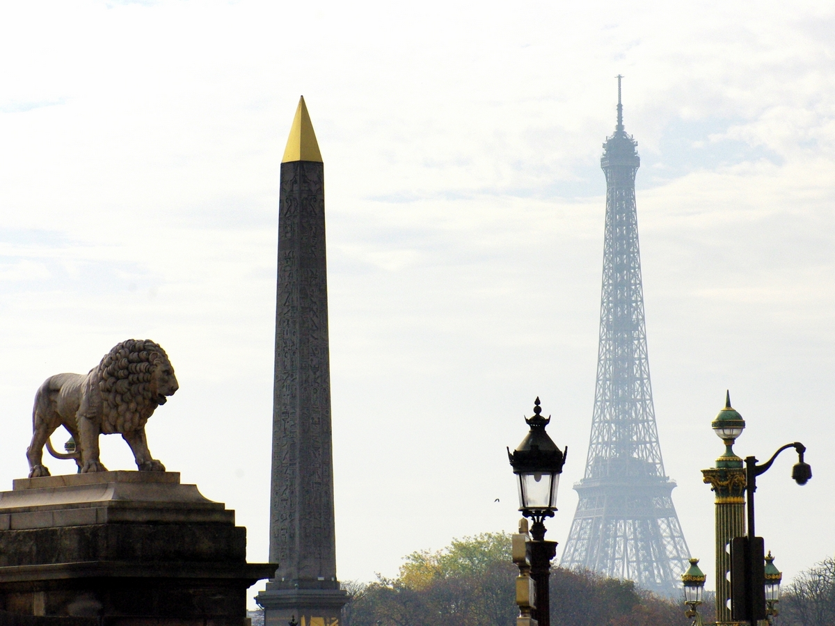 Place de la Concorde © French Moments