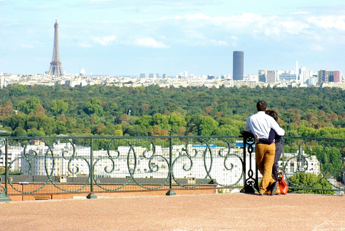 Mont Valérien, Suresnes © French Moments