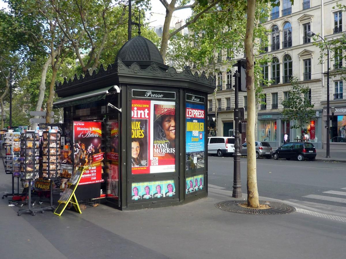 Kiosk Paris