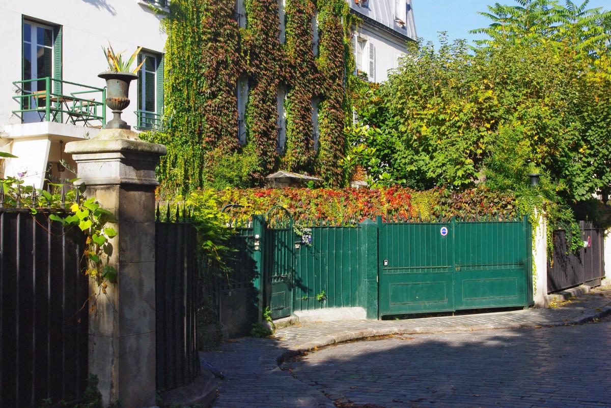 Cité des Fleurs Paris