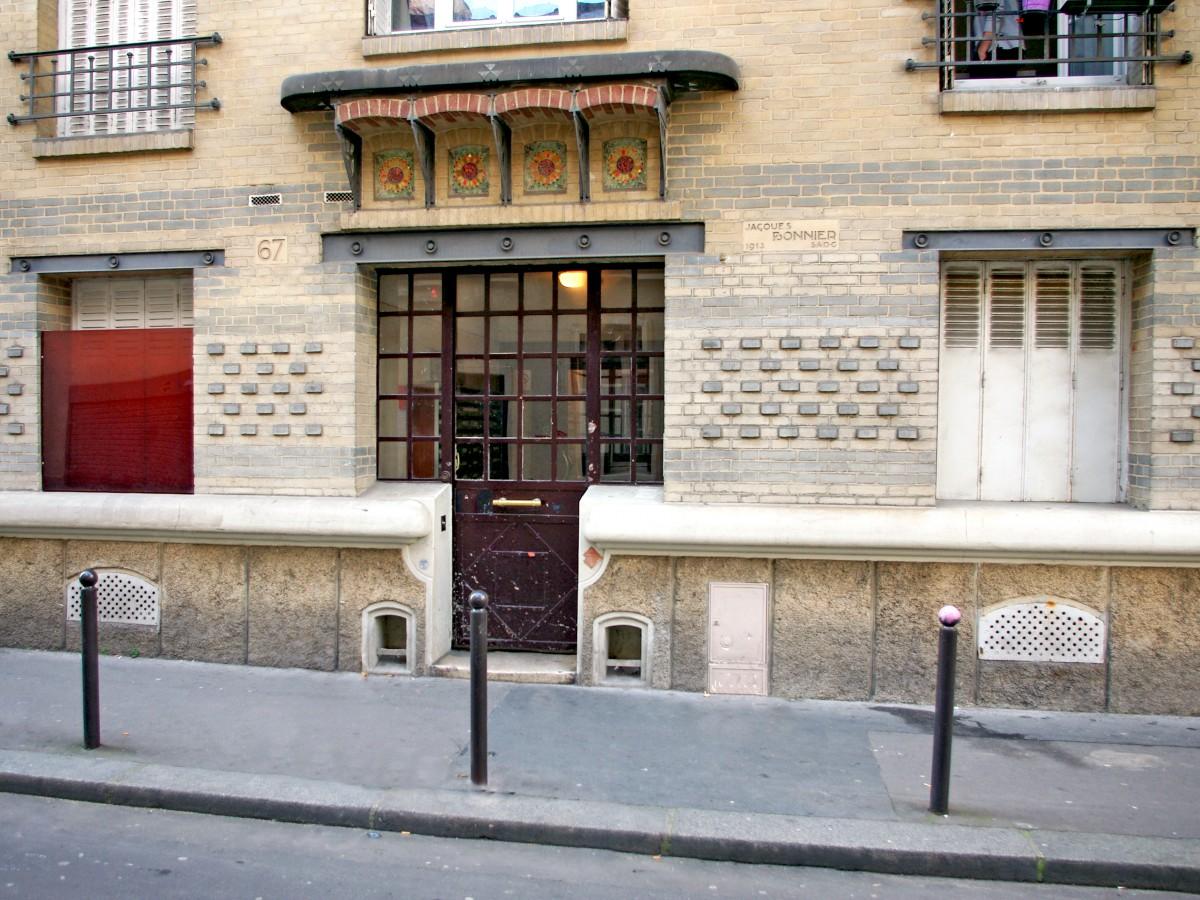 décrottoir bootscraper Paris