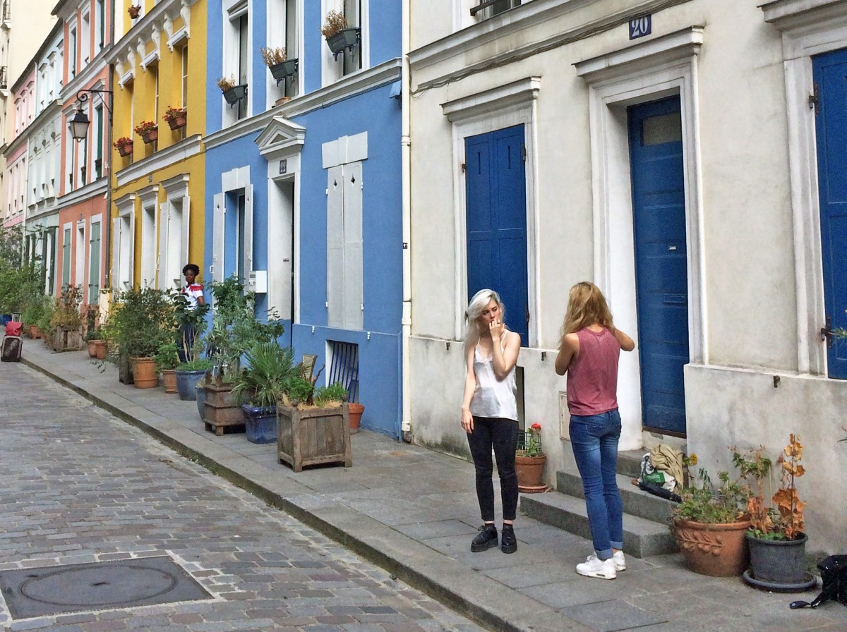 Photo-shoot in the 12th arrondissement of Paris © French moments