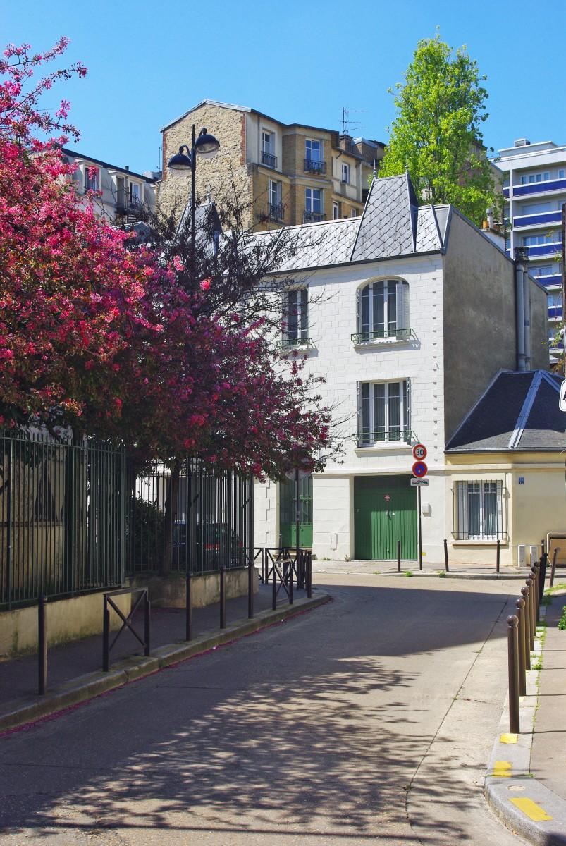 Rue Santos Dumont Paris