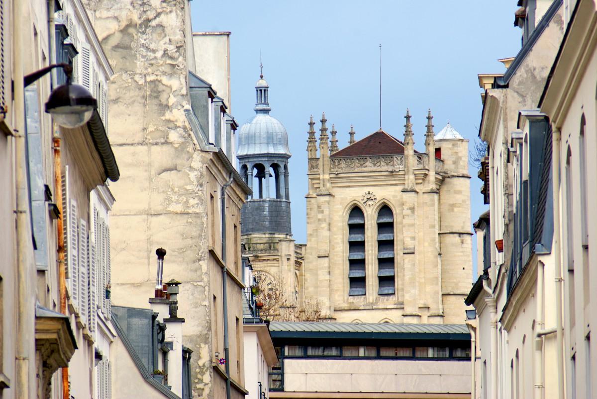 rue Tournefort Paris