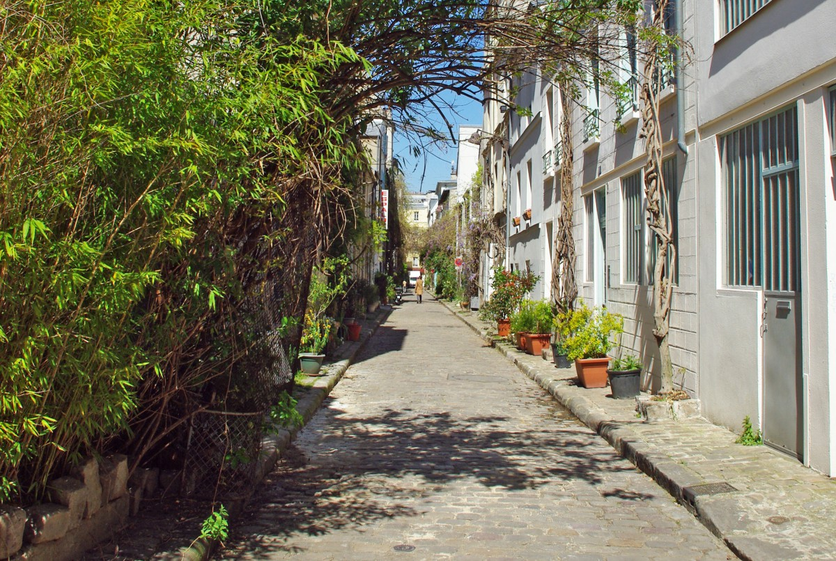 Rue des Thermopyles Paris © French Moments