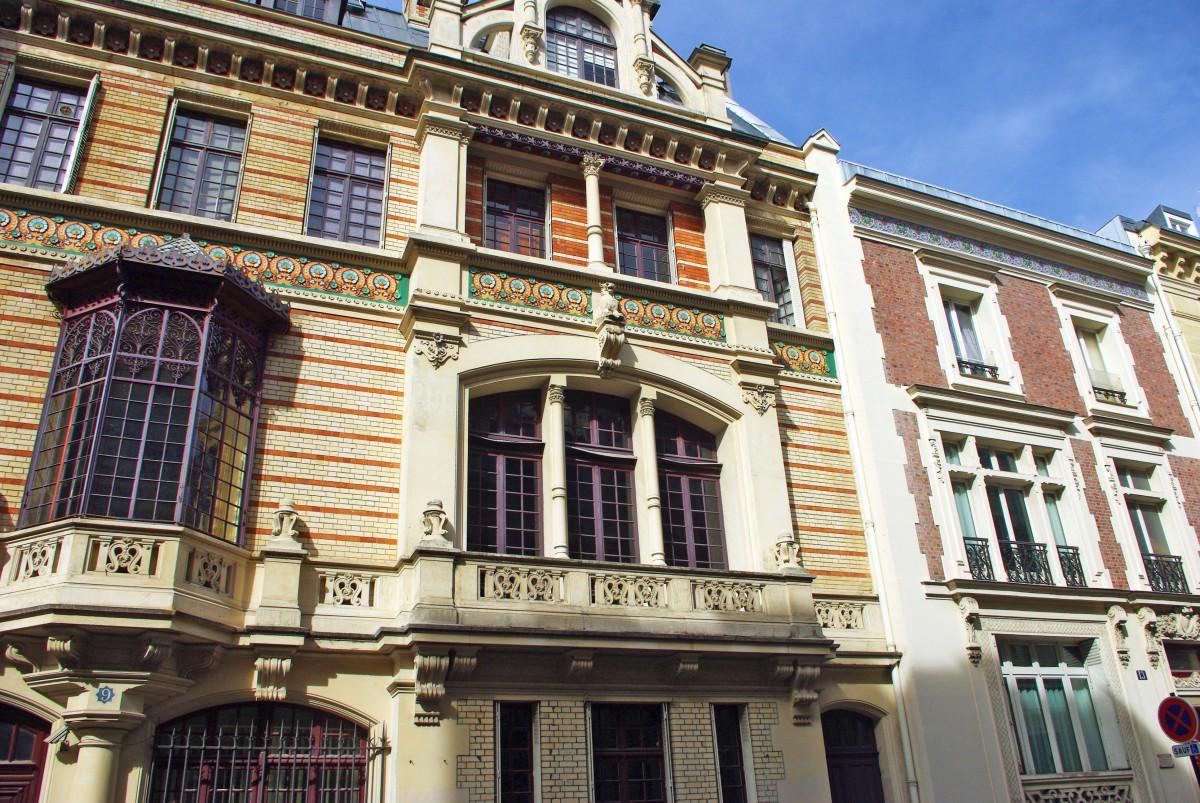 rue Fortuny Paris