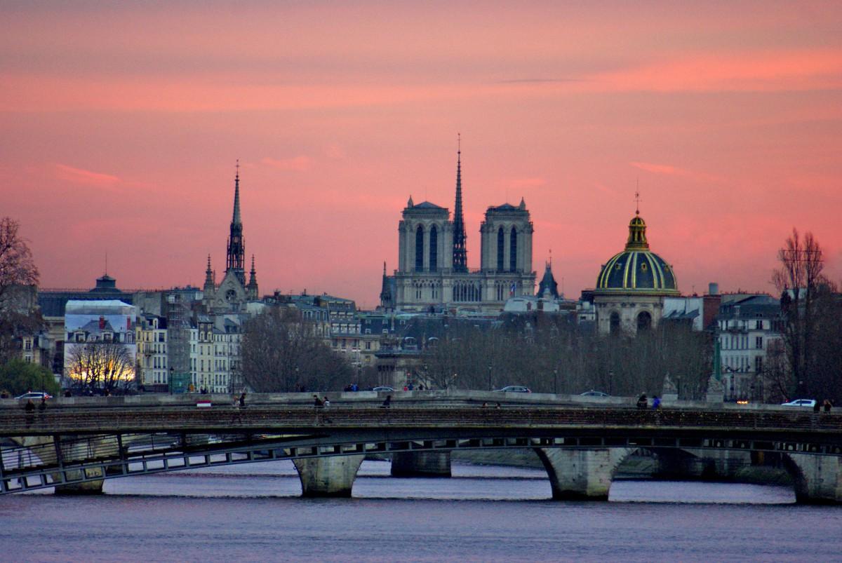Paris by night tour
