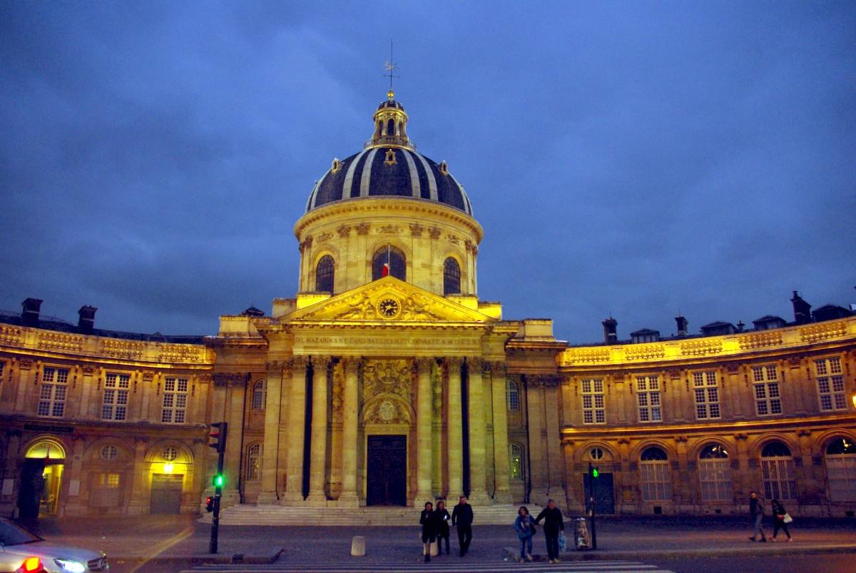 Institut de France Paris