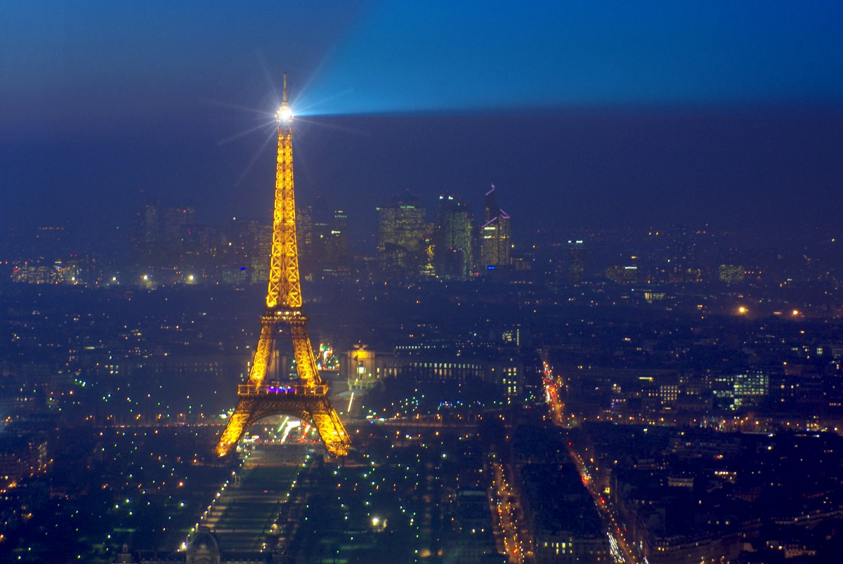 Eiffel Tower Paris © French Moments