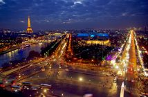 Paris Ferris Wheel Place de la Concorde