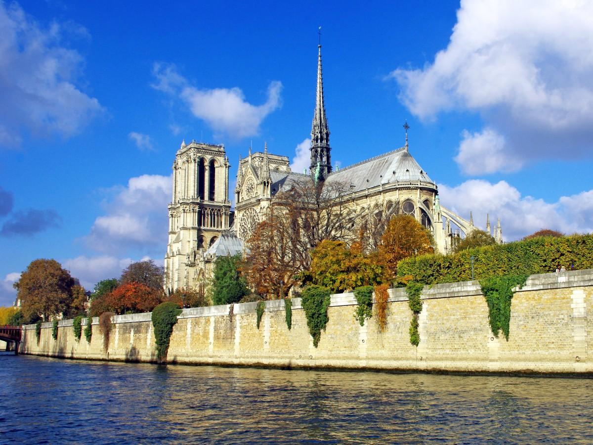 Notre-Dame de Paris © French Moments