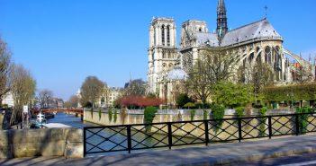 Pont de l'Archevêché Paris