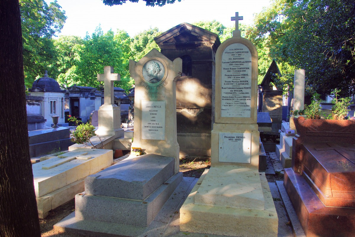 Montmartre Cemetery Paris