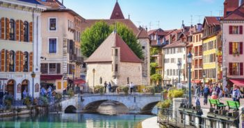 Annecy, our French base © French Moments