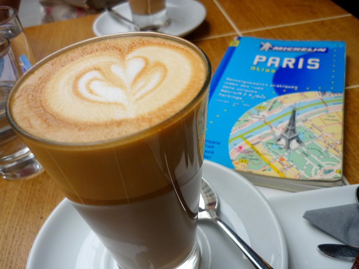 Café coffee Paris