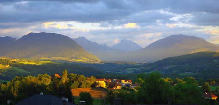 Groisy Annecy Haute-Savoie