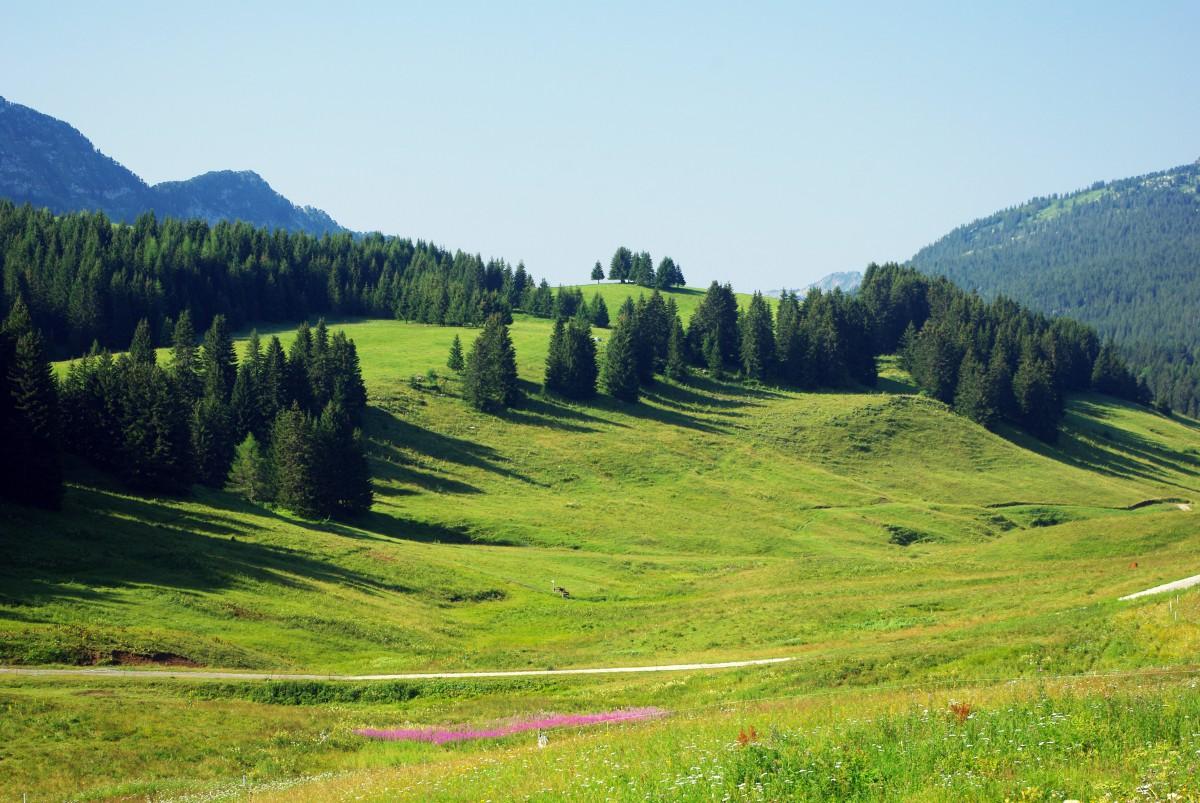Glieres Plateau