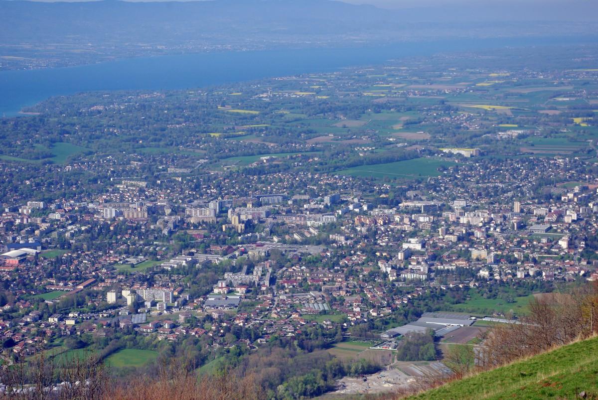 Salève mountain Annemasse