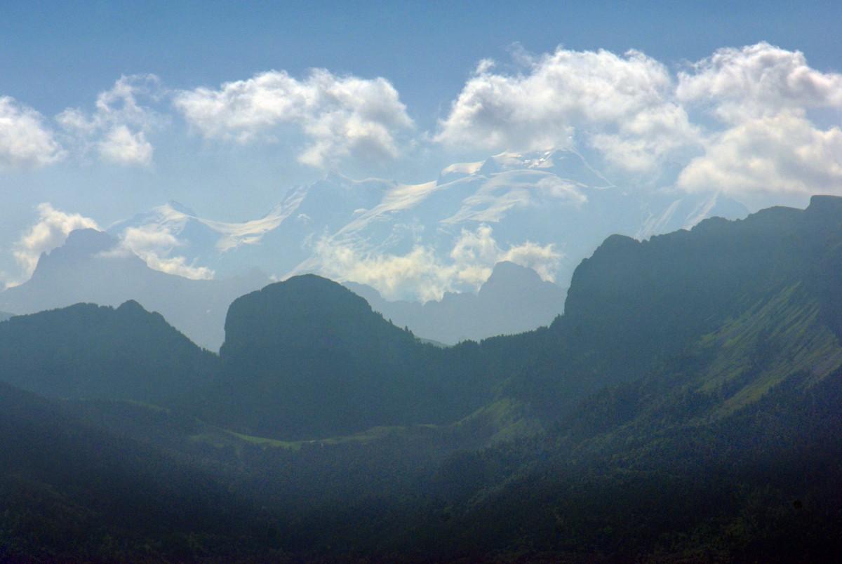 Mont Salève Mont-Blanc