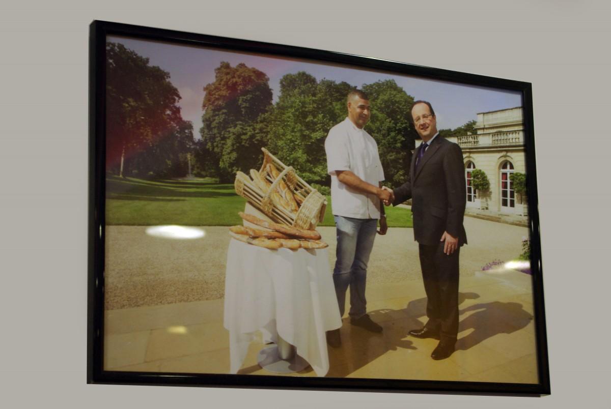 baguette Paris Au paradis gourmand