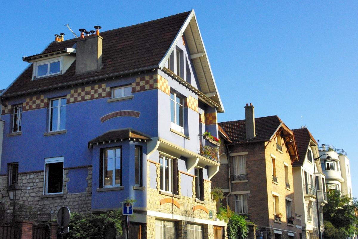 Mouzaïa district, Paris © French Moments