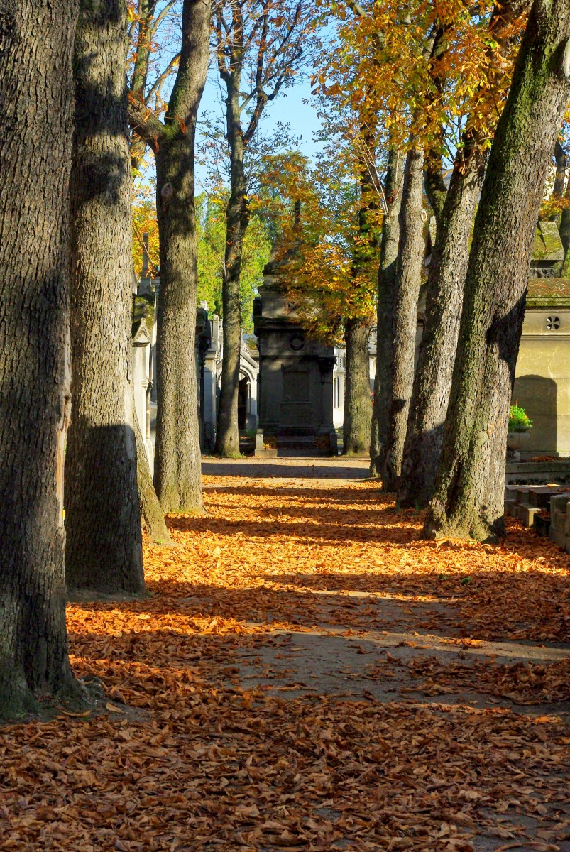 Passy Cemetery Paris © French Moments