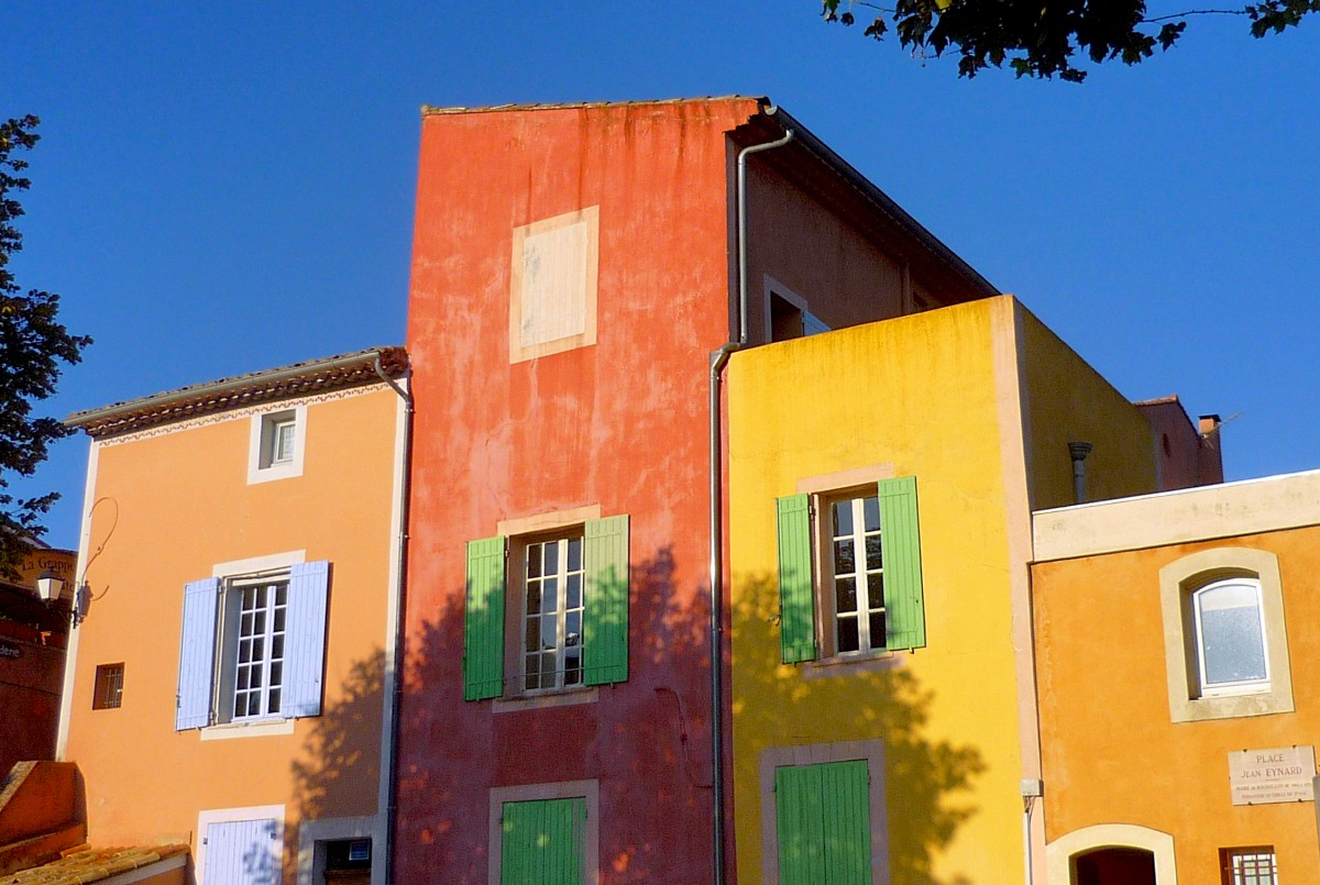 Roussillon Luberon Provence