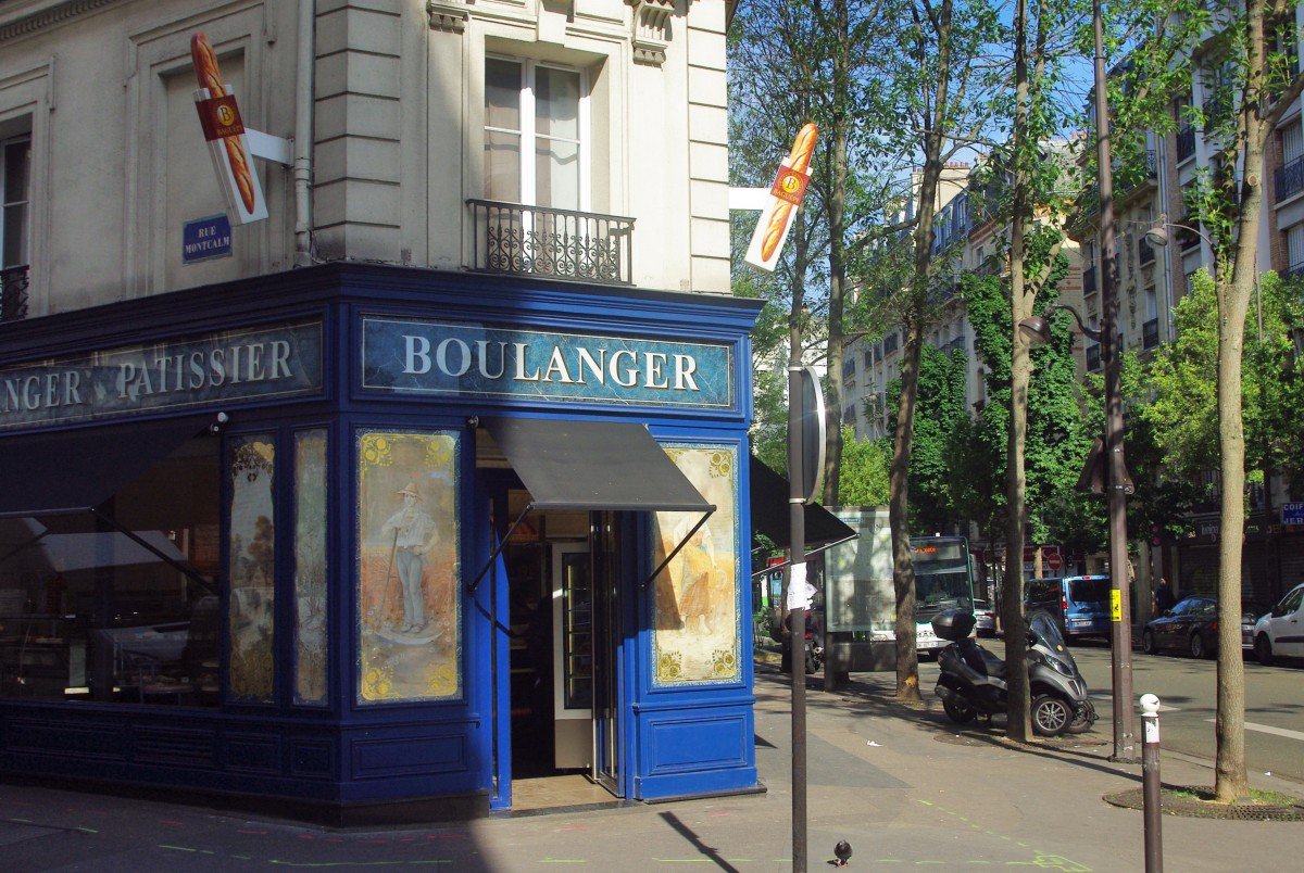 Boulangerie Mauvieux in Paris © French Moments