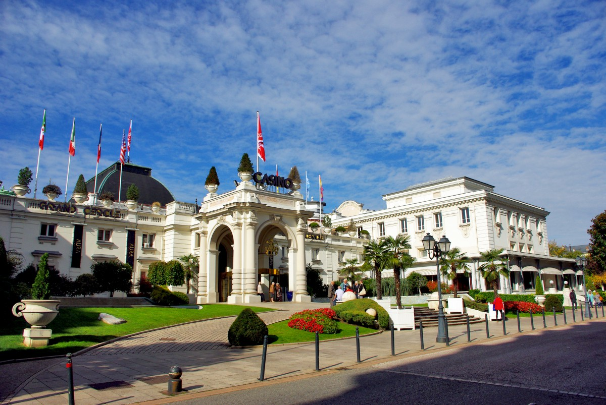The Casino of Aix-les-Bains © French Moments