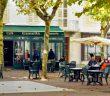 Place du Temple de Diane, Aix-les-Bains © French Moments